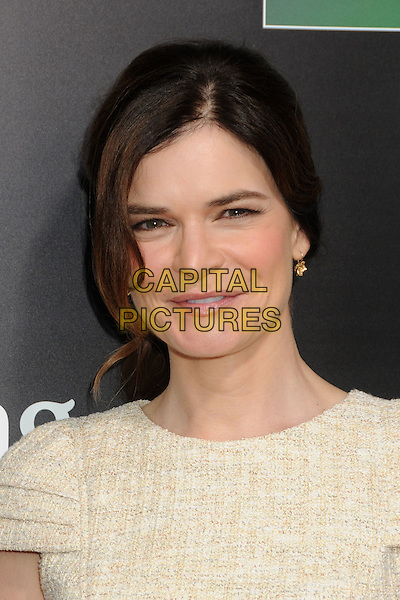 "Betsy Brandt.AMC's ""Breaking Bad"" Season 5 Premiere at Comic-Con 2012 held at Reading Cinemas, San Diego, California, USA..July 14th, 2012.headshot portrait cream  .CAP/ADM/BP.©Byron Purvis/AdMedia/Capital Pictures."