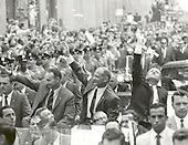 New York, NY - (FILE) -- New York City welcomes the three Apollo 11 astronauts, Neil A. Armstrong, Michael Collins, and Buzz Aldrin, Jr., in a showering of ticker tape down Broadway and Park Avenue, in a parade termed at the time as the largest in the city's history on August 13, 1969..Credit: NASA via CNP