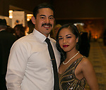Matt and Iris Tamondong during Fantasies in Chocolate at the Grand Sierra Resort on Saturday night, November 17, 2018.