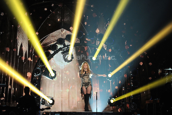 LAS VEGAS, NV - MAY 18: Shakira performs on the 2014 Billboard Music Awards at the MGM Grand Garden Arena on Sunday, May 18, 2014 in Las Vegas, Nevada.PGMicelotta/MediaPunch