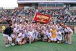 2013 W DIII Lacrosse