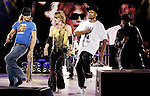 Kid Rock, Steven Tyler (Aerosmith) and Run DMC<br /> <br /> PNC Bank Arts Center<br /> Holmdel, New Jersey<br /> <br /> 8/14/2002<br /> <br /> MARK R. SULLIVAN/MARKRSULLIVAN.COM © 2002