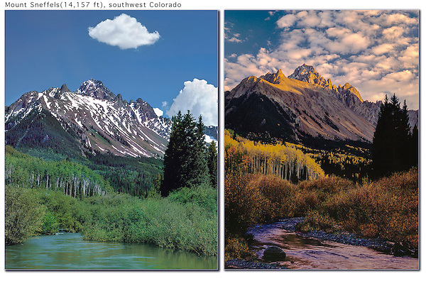 Explore to find good and different locations. Then return again and again. <br />