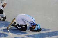 OLYMPICS: SOCHI: Iceberg Skating Palace, 15-02-2014, Short Track, Men's 1000m, Finals, Victor An (#250 | RUS), ©photo Martin de Jong