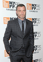 NEW YORK, NY - OCTOBER 11: Liev Schreiber attends the 55th NYFF World Premiere of &quot;Joan Didion: The Center Will Not Hold &quot; at Alice Tully Hall on October 11, 2017 in New York City. <br /> CAP/MPI/JP<br /> &copy;JP/MPI/Capital Pictures