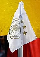 Eckfahne beim 1. UEFA Nations League Spiel  - 06.09.2018: Deutschland vs. Frankreich, Allianz Arena München, UEFA Nations League, 1. Spieltag