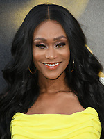 "05 August 2019 - Hollywood, California - Tami Roman. ""The Kitchen"" Los Angeles Premiere held at TCL Chinese Theatre.  <br /> CAP/ADM/BT<br /> ©BT/ADM/Capital Pictures"
