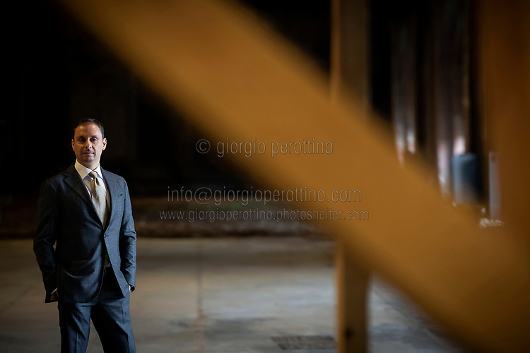 | Massimo Lapucci - OGR and Fondazione CRT |<br /> client: Getty Images for Fondazione CRT