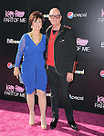 Keith Hudson and wife Mary Perry at The Paramount L.A. Premiere of Katy Perry : Part of Me held at The Grauman's Chinese Theatre in Hollywood, California on June 26,2012                                                                               © 2012 Hollywood Press Agency