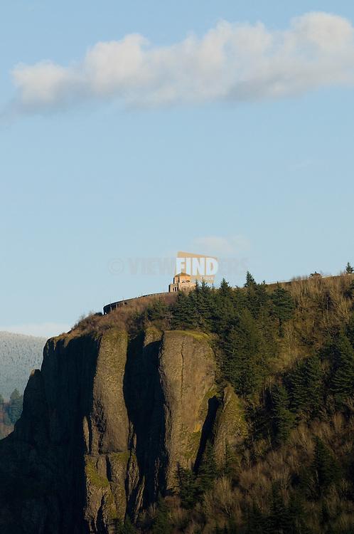 Crown Point Vista House, Columbia River Gorge, Oregon