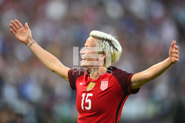 Carson, CA - Thursday August 03, 2017:  during a 2017 Tournament of Nations match between the women's national teams of the United States (USA) and Japan (JPN) at the StubHub Center.