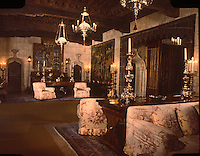 Hearst Castle: Morning Room  (Finley-Holiday Films)