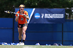 16 May 2015: Princeton's Camille Sullivan. The Duke University Blue Devils hosted the Princeton University Tigers at Koskinen Stadium in Durham, North Carolina in a 2015 NCAA Division I Women's Lacrosse Tournament quarterfinal match. Duke won the game 7-3.