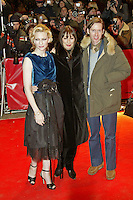 Cate Blanchett, Anjelica Huston and Wes Anderson at the Berlinale 2005, 55. Internationale Filmfestspiele Berlin / 55th Berlin Film Festival
