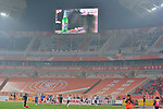 Shandong Luneng FC (CHN) vs Sanfrecce Hiroshima (JPN) during the AFC Champions League 2016 Match Day 5 Group Stage F, at Jinan Olympic Sports Center on 20 April 2016 in Jinan, China. Photo by Marcio Machado / Power Sport Images