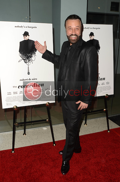 """Yakov Smirnoff<br /> at """"The Comedian"""" Los Angeles Premiere, Pacific Design Center, West Hollywood, CA 01-27-17<br /> David Edwards/DailyCeleb.com 818-249-4998"""