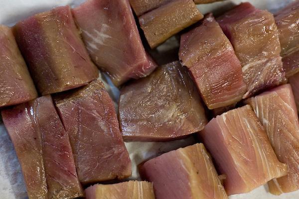 Belo Horizonte_MG, Brasil...Festival Gastronomico Sabor e Saber, na foto detalhe de carne vermelha...The Gastronomic Festival Sabor e Saber, in the photo some meets...Foto: BRUNO MAGALHAES / NITRO