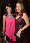 Diane Caplan and Andrea Sivells at the Una Notte in Italia event at the Westin Galleria Hotel Friday Nov. 07, 2014.(Dave Rossman photo)