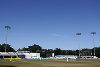 General view of play during Essex CCC vs Somerset CCC, Specsavers County Championship Division 1 Cricket at The Cloudfm County Ground on 27th June 2018