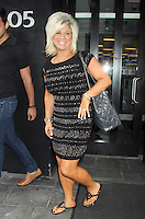 NEW YORK, NY - SEPTEMBER 6, 2012: Theresa Caputo at Good Day New York in New York City. September 6, 2012. &copy; RW/MediaPunch Inc. /NortePhoto.com<br />