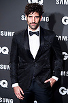 Actor Tamar Novas attends the 2018 GQ Men of the Year awards at the Palace Hotel in Madrid, Spain. November 22, 2018. (ALTERPHOTOS/Borja B.Hojas)