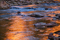 River Rocks at Zion National Park Utah