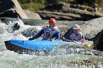 MURCHISON, NEW ZEALAND - APRIL 5: GODZone Adventure Race C5 Day 4 on the Matakitki River, Murchison. April 5, 2016. New Zealand. (Photo by: Barry Whitnall/Shuttersport Limited)