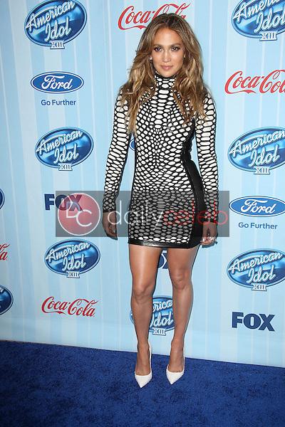 Jennifer Lopez<br /> at the &quot;American Idol&quot; XIII Season Premiere Event, UCLA, Westwood, CA 01-14-14<br /> David Edwards/DailyCeleb.com 818-249-4998