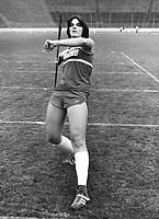 1980: Mary Osborne.
