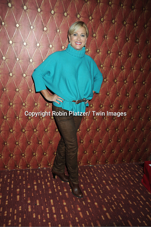 Tonja Walker attends the Daytime Stars and Strike Charity Event benefitting The American Cancer Society on October 7, 2012 at Bowlmor Lanes in Times Square in New York City.