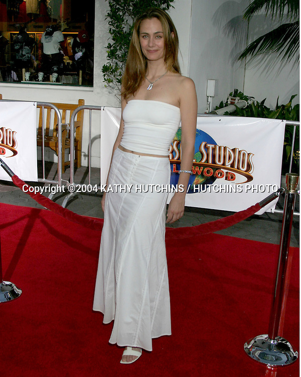 "©2004 KATHY HUTCHINS/HUTCHINS PHOTO .""VAN HELSING"" PREMIERE.UNIVERSAL AMPITHEATER.UNIVERSAL CITY, CA.MAY 3, 2004..DIANE FARR."