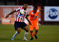 Envigado F. C. vs Atlético Junior 21–08-2019. LA II  2019