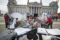 2014/09/25 Berlin | campact gegen geschwärzte NSA-Akten