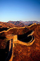 The Great Wall of China at Jinshanling, China