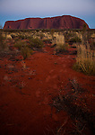 Uluru, Australia sunrise lookout and base trail hike.  Photo/Victoria Sheridan 2015.