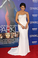 HOLLYWOOD, CA - AUGUST 16: Jordin Sparks at the 'Sparkle' film premiere at Grauman's Chinese Theatre on August 16, 2012 in Hollywood, California. ©mpi26/MediaPunch Inc. /NortePhoto.com<br /> <br /> **CREDITO*OBLIGATORIO** *No*Venta*A*Terceros*<br /> *No*Sale*So*third* ***No*Se*Permite*Hacer*Archivo***No*Sale*So*third*