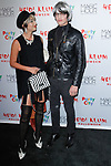 Jackie Cruz and Fernando Garcia arrive at Heidi Klum's 18th Annual Halloween Party presented by Party City and SVEDKA Vodka at Magic Hour Rooftop Bar & Lounge at Moxy Times Square, on October 31, 2017.