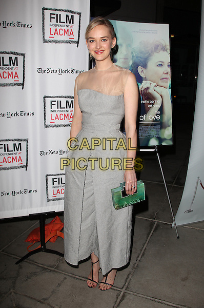 3 March 2014 - Los Angeles, California - Jess Weixler. &ldquo;THE FACE OF LOVE&rdquo; Premiere Screening Held at LACMA. <br /> CAP/ADM/FS<br /> &copy;Faye Sadou/AdMedia/Capital Pictures
