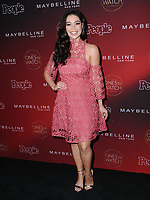 04 October  2017 - Hollywood, California - Auli'i Cravalho. 2017 People's &quot;One's to Watch&quot; Event held at NeueHouse Hollywood in Hollywood. <br /> CAP/ADM/BT<br /> &copy;BT/ADM/Capital Pictures