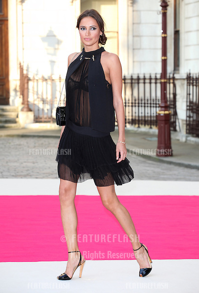 Sasha Volkova arriving for the Royal Academy of Arts Summer Exhibition Party, at the Royal Academy of Arts, London. 30/05/2012 Picture by: Alexandra Glen / Featureflash