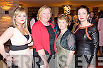 Pictured at Kerry Fashion Weekend Fashion Show on Friday night in the Carlton hotel, Tralee were