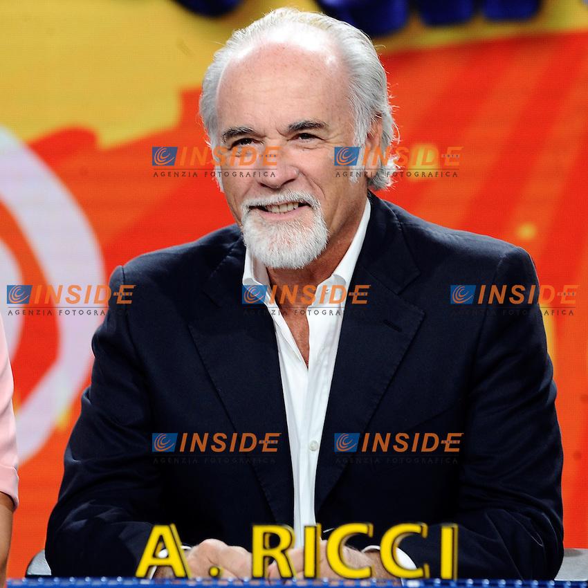 Antonio Ricci <br /> Milano 20/09/2013 <br /> photocall trasmissione tv 'Striscia la notizia' <br /> foto Andrea Ninni/Image/Insidefoto