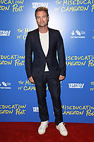 """arriving for the premiere of """"The Miseducation of Cameron Post"""" screening at Picturehouse Central, London<br /> <br /> ©Ash Knotek  D3424  22/08/2018"""