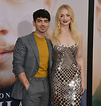a _ Joe Jonas, Sophie Turner 002 arrives at the Premiere Of Amazon Prime Video's Chasing Happiness at Regency Bruin Theatre on June 03, 2019 in Los Angeles, California.