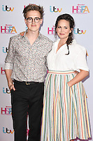 Tom Fletcher<br /> attends the 2016 Lorraine High Street Fashion Awards held at the Grand Connaught Rooms, Holborn, London.<br /> <br /> <br /> ©Ash Knotek  D3119  17/05/2016