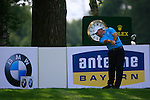 Damien McGrane (IRL) tees off on the 6th tee during Day 2 of the BMW International Open at Golf Club Munchen Eichenried, Germany, 24th June 2011 (Photo Eoin Clarke/www.golffile.ie)