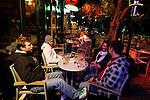 20080109 - France - Aquitaine - Pau<br /> LES CAFES DU BOULEVARD DES PYRENEES A PAU, TRES ANIMES.<br /> Ref : PAU_062.jpg - © Philippe Noisette.
