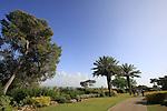 Israel, Mount Carmel, Ramat Hanadiv gardens in Zichron Aa'acov