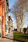 ITALY, Venice. Taking a stroll in the Castello district of Venice. Castello is the largest of the six sestieri of Venice.