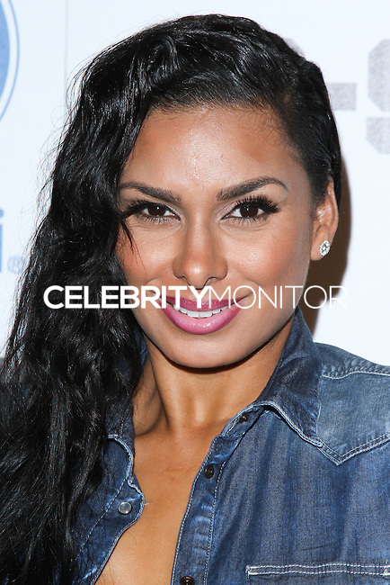 WEST HOLLYWOOD, CA - JANUARY 26: Laura Govan at the Republic Records 2014 GRAMMY Awards Party held at 1 OAK on January 26, 2014 in West Hollywood, California. (Photo by David Acosta/Celebrity Monitor)